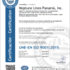 IGC ISO 9001:2015 CERTIFICATE